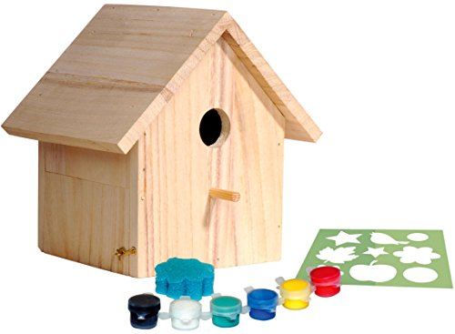 vogelhaus zum selber bauen was. Black Bedroom Furniture Sets. Home Design Ideas