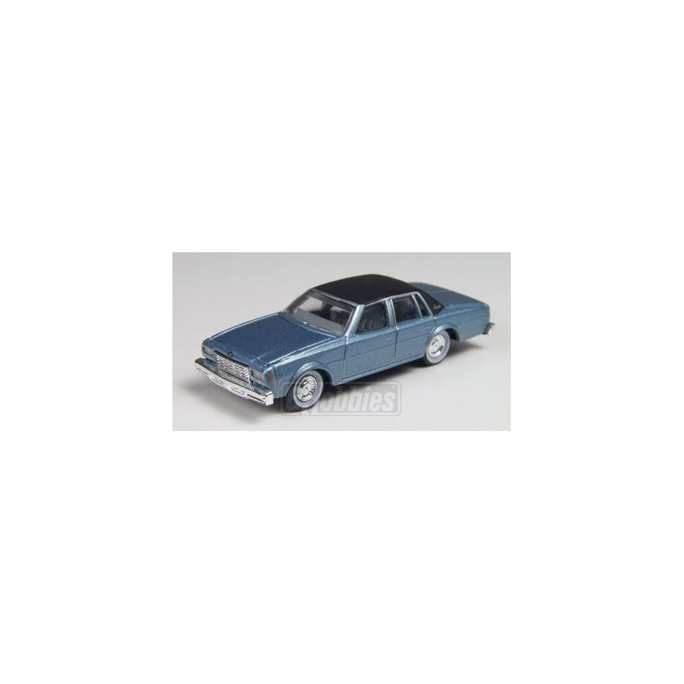 HO 1978 Chevy Impala, Light Blue