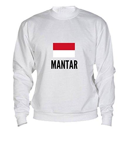 Felpa Mantar city White