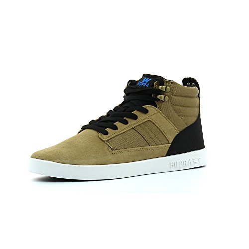Supra scarpa Bandit colore: nero, Bianco, (verde), 47.5