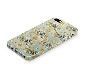 Cover Affair Floral / Flower Printed Back Cover Case for Apple iPhone SE