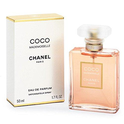 Amaze discount duty free C H A N E L Coco Mademoiselle Eau De Parfum Spray 1.7 OZ