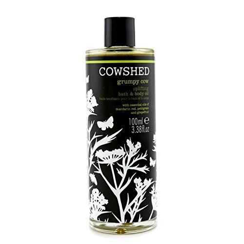 Cowshed Grumpy Cow Uplifting Bath and Body Oil 100 ml