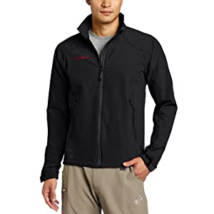 Mammut Men's Elias Jacket (Black, Medium)