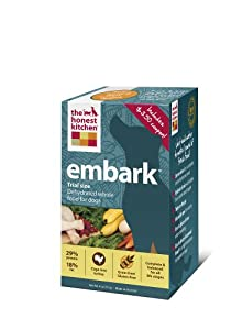 The Honest Kitchen Embark Grain-Free Dehydrated Dog Food, 4-Ounce Trial