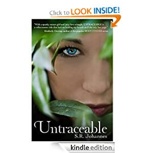 Untraceable (The Nature of Grace, Book 1)