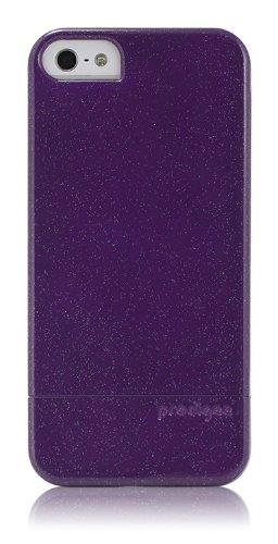 Special Sale Prodigee Stardust Grape 2 piece/hard/sparkle case, iPhone 5