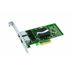 Pro 1000 Pt 2 Port Gig Ethernet Server Pcie Nic