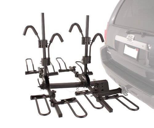 Hollywood Racks Hr1400 Sport Rider Se 4-Bike Platform Style Hitch Mount Rack (2-Inch Receiver)