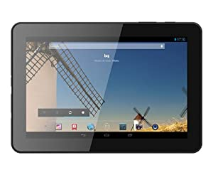 "bq Edison 2 32GB 3G Tablette Tactile 10.1 "" Android Noir"