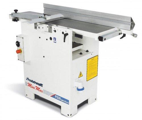 Metallkraft Holzkraft FS 30 Genius - Abricht-Dickenhobel