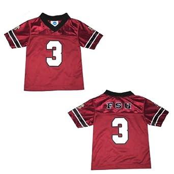 NCAA Boys Fresno State Bulldogs Athletic Short Sleeve Jersey Shirt by NCAA