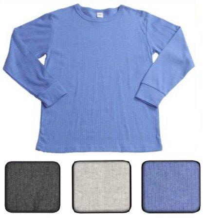 Kinder Thermo Hemd - Unterwäsche Langarm gerippt