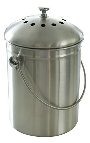 countertop compost bin instructions