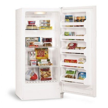 Frigidaire 11.2 Cu. Ft. Upright Freezer -