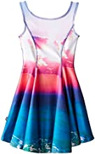 Zara Terez Big Girls39 Sunset Skater Dress