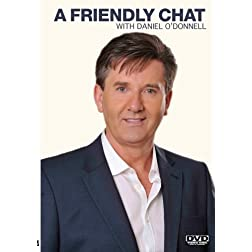 A Friendly Chat With Daniel O'Donnell