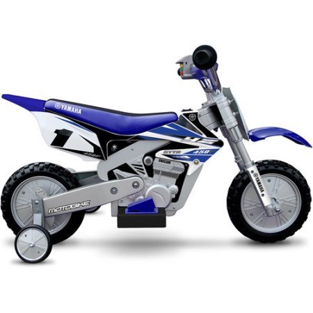 Yamaha Raptor Atv  Volt Battery Powered Ride On Top Speed