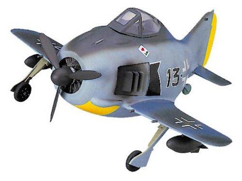 HASEGAWA 60121 Egg Plane Focke-Wolf Fw-190A Ltd Ed - 1