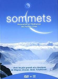 Bien-être & Relaxation : Sommets [+ 1 CD Audio]