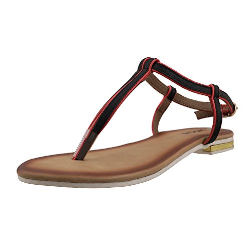 Mochi Women Flat Sandals-33-9469-44-38