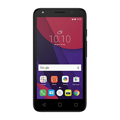 Alcatel pixi4-5Smartphone entsperrt 4g 11,4cm (: 5Zoll-8GB-Dual SIM-Android) schwarz