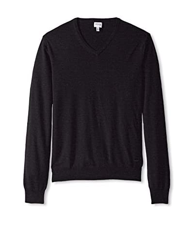 Armani Collezioni Men's V-Neck Sweater