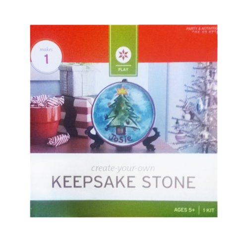 """Create Your Own"" Keepsake Stone"