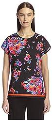 Salvatore Ferragamo Women's Shirt, Multi, M
