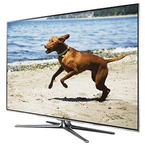 Samsung UN60D8000 60-Inch 1080p 240 Hz 3D LED HDTV (Silver) [2011 MODEL]
