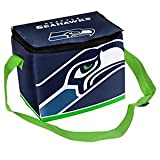 NFL Seattle Seahawks Big Logo Team Lunch Bag