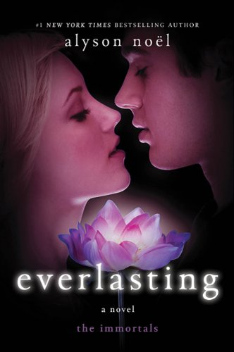 Cover of Everlasting (Immortals (St. Martin's Cloth))