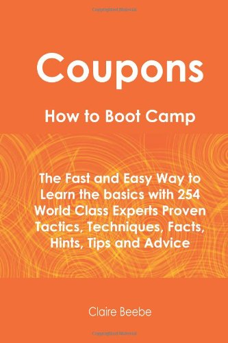 Coupon for boot camp in a bottle
