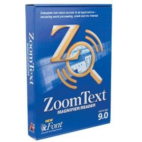 Zoom-Text Magnification-ScreenReader - Version 9.1
