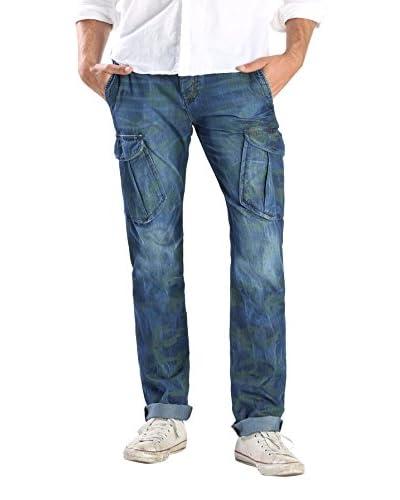 Stitch's Men's Cargo Jeans