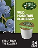 41w7 aPTPJL. SL160  Green Mountain Wild Mountain Blueberry, K Cup Portion Pack for Keurig K Cup Brewers, 24 Count