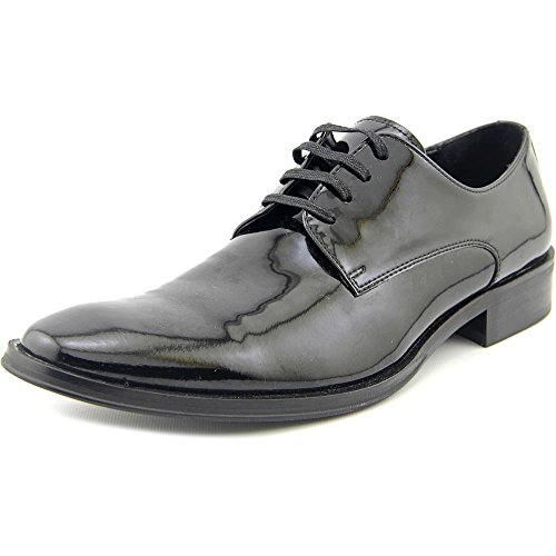 Kenneth Cole NY Grand Total Hommes Cuir verni Mocassin