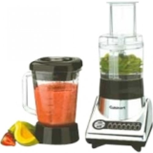 #1 CONAIR DUET BLENDER FOOD PROCESSOR CHROME BLACK / BFP-10CH /  Best Offer