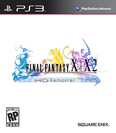 Final Fantasy X&#124;X-2 HD Remaster