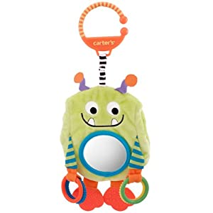 Carter's Tag-Along Monster Attachable