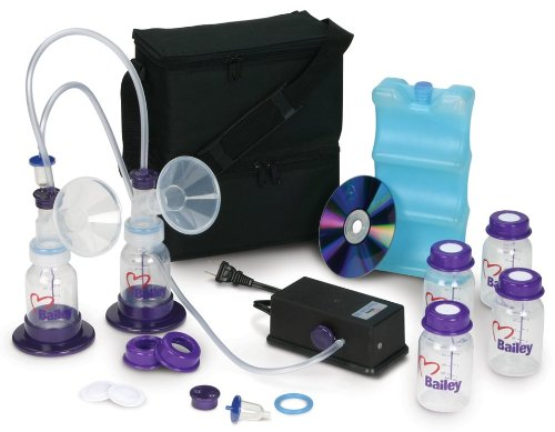 Nurture III Deluxe Breast Pump - 1