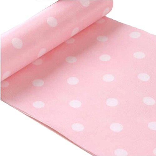 Non-Slip Moisture Proof Anti Dust Mat, Kitchen Drawer Storage Pad,White Dot Lm-L
