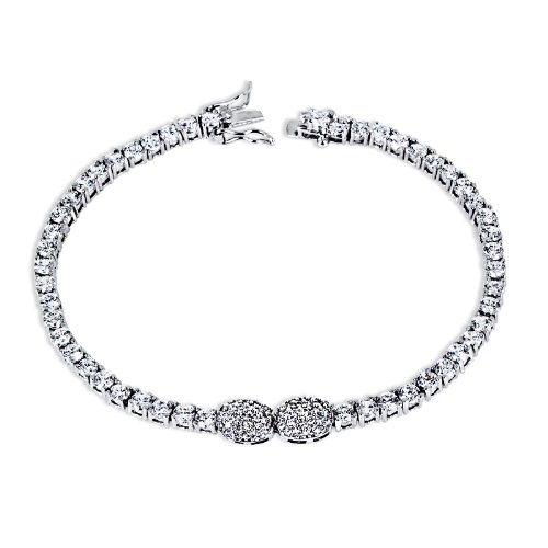K-Design : Elegant Bracelet New Arrival Jewelry High Quality Casual/Sported Cubic Zircon Bracelet Designer Recommend Exclusive