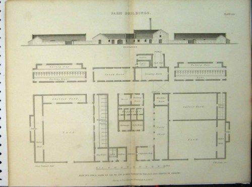 1890 Straw Barn Plans