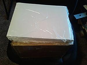 200 Half Sheet Shipping Labels Laser/Inkjet USPS UPS Fedex