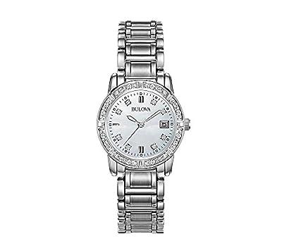 Bulova Women's Diamond Bezel Watch