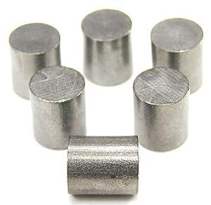 Pinewood Derby Weights - Tungsten 3oz