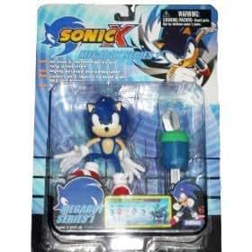 Amazon Com Sonic X Megabot Series 1 Sonice With Arm