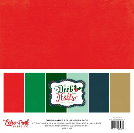 echo-park-double-sided-solid-cardstock-12x12-6-pkg-deck-the-halls
