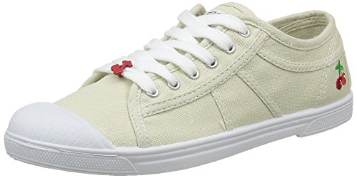 Le Temps des CerisesBasic 02 - Sneaker Donna , Giallo (Jaune (Soft)), 40